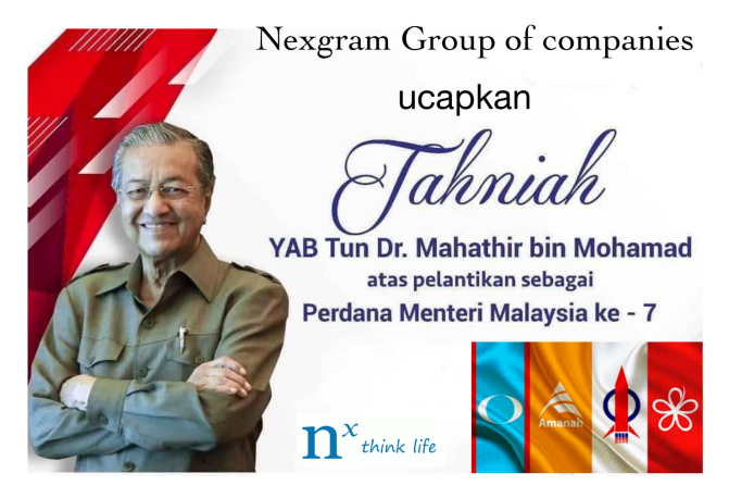 Nexgram-Congratulate-Tun-Dr-Mahathir-bin-Mohamad-elected-7th-Malaysia-Prime-Minister.png