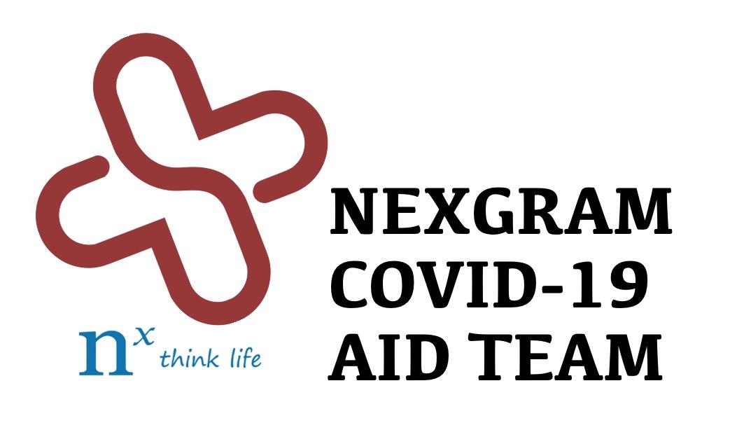 nexgram-covid19-aid-team